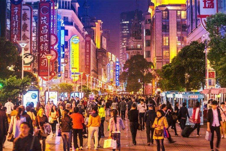 CHINA MARKET ENTRY<br>中国市场进入